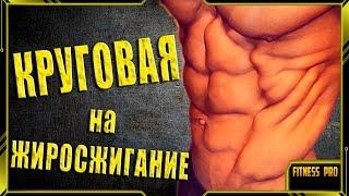 Лучшая жиросжигающая тренировка для мужчин