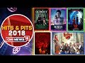 Rajeev Masand's Hits & Pits of 2018 |  The Hits and Pits Bollywood Movies Of The Year 2018