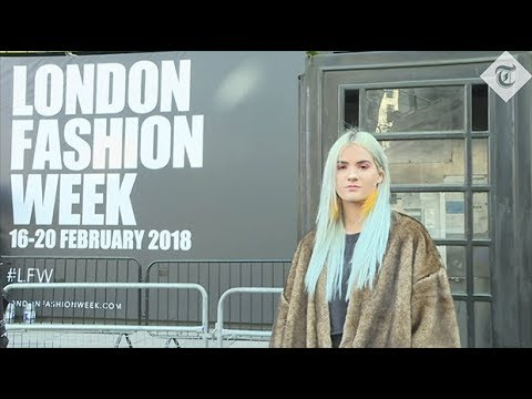 Fashionistas Show Off Their 39 Street Style 39 Ahead Of London