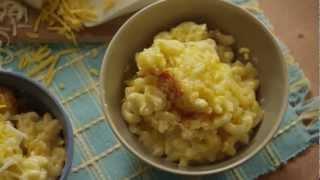 How To Make Four Cheese Macaroni