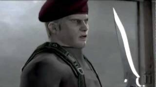 Put Your Hands on My Body // Leon x Krauser (Resident Evil 4)