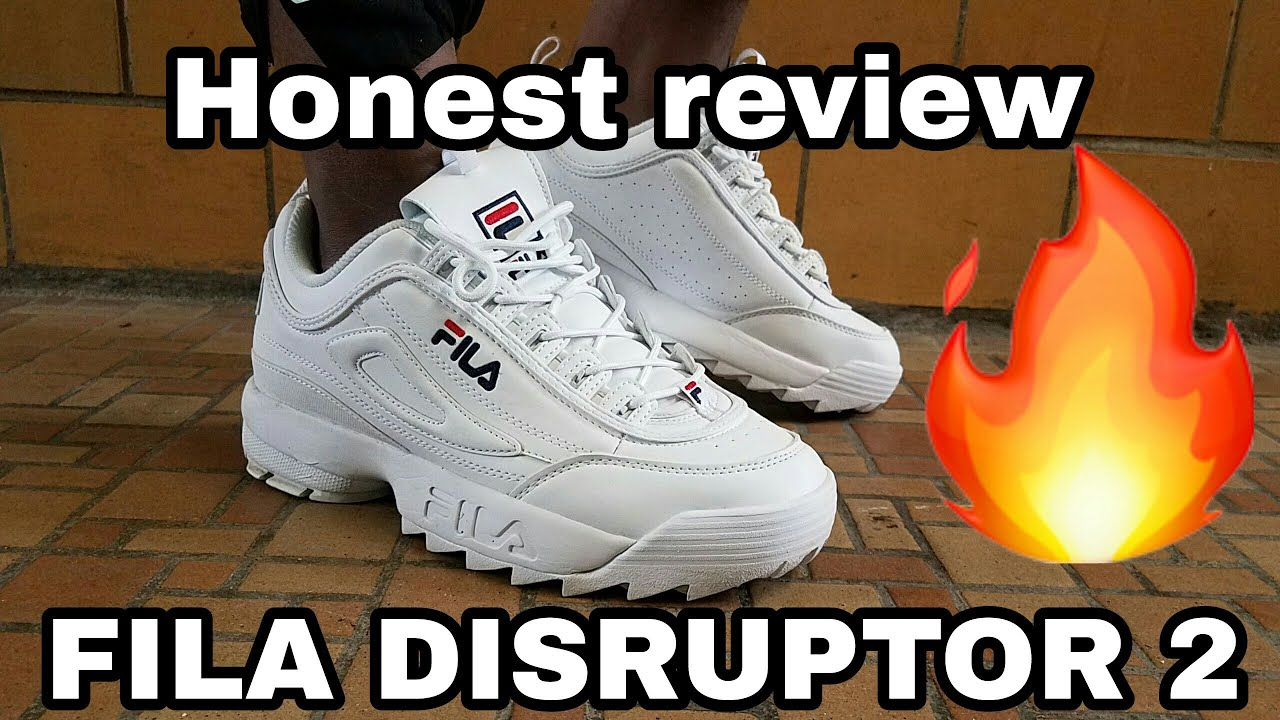 fila disruptor 2 reviewTry on