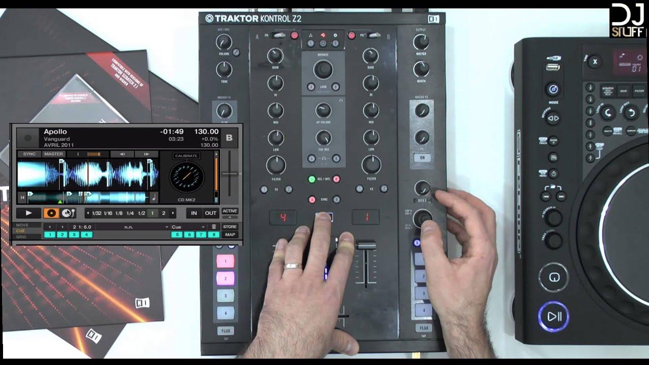 Démo Native Instruments Kontrol Z2