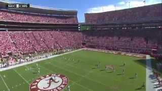 2014 #21 Texas A&M vs. #7 Alabama (HD)