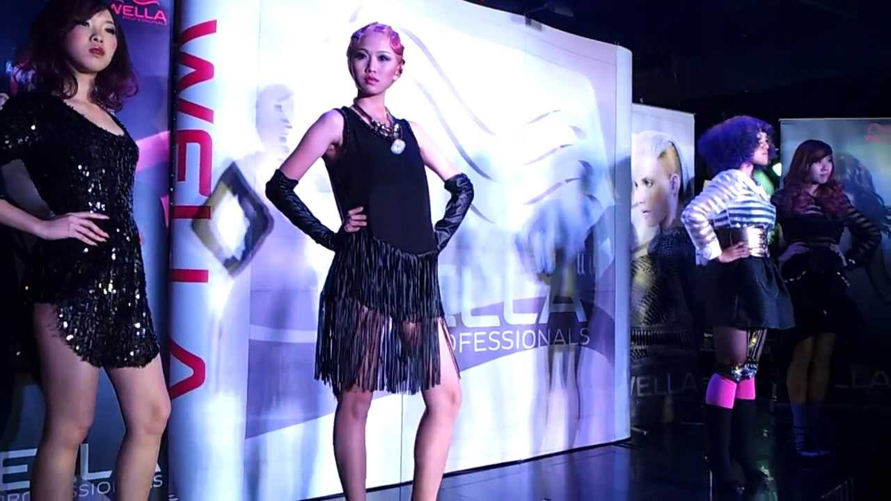 Hair fashion show wella 82