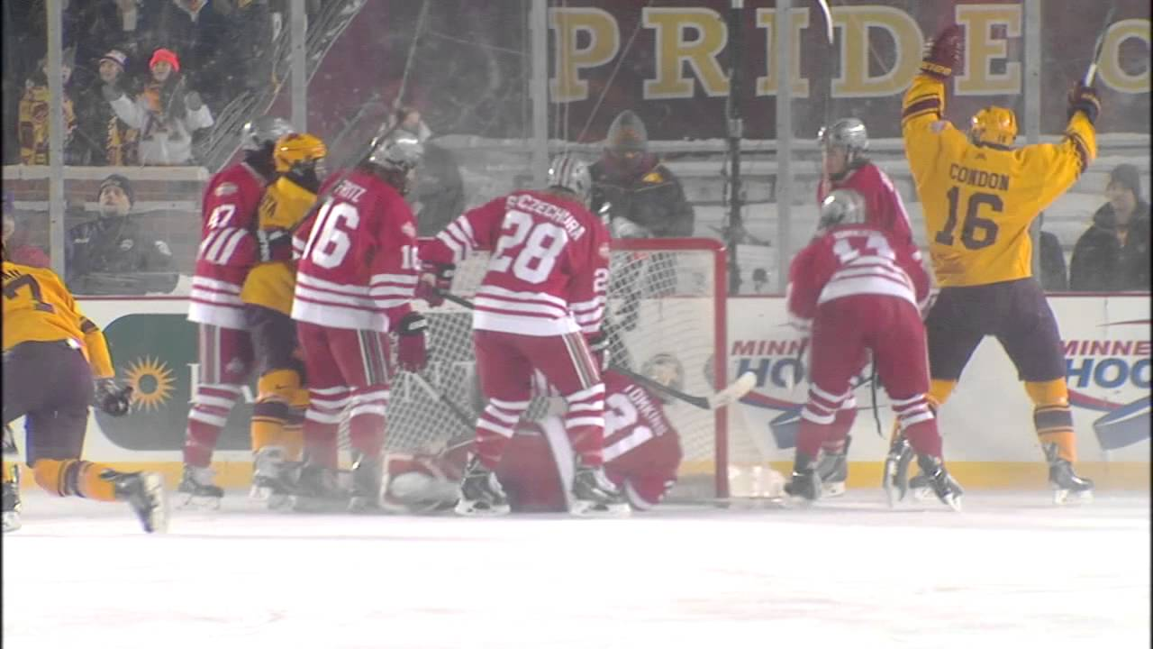 Highlights: Gopher Men's Hockey Beats OSU 1-0 in Hockey ...
