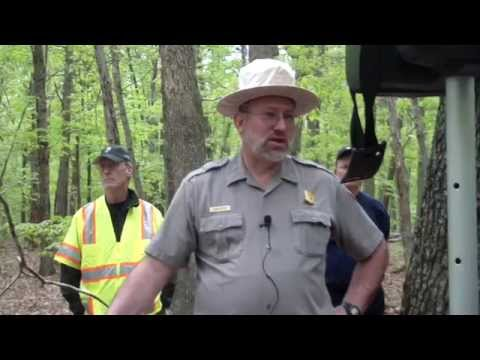 Life and Death at the Crossroads Battle of The Wilderness 150th Gregg Mertz and Beth Parnicza Pt 1