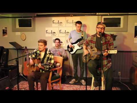 Saratoga Radio Show - Live at The Freedom Café