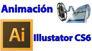 Tutorial Illustrator CS6 Español-Crear animación.