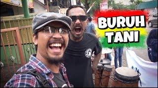 MARJINAL - BURUH TANI. Reggae Cover RUKUN RASTA. SKA Punk