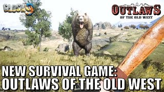 Outlaws of the Old West - New Survival Game (Getting Started)