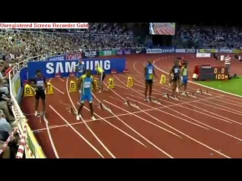 Usain Bolt vs Yohan Blake vs Tyson Gay vs Asafa Powell