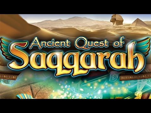 First Play - Ancient Quest of Saqqarah, cz.3 - Świątynia Thota