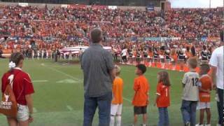 2011 Houston Dynamo Opening Ceremony Season Finale
