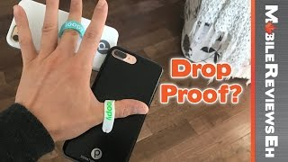 The most USEFUL case ever! Loopy Case Review - iPhone 7 Cases