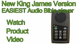 NKJV Audio Bible - New King James EASIEST Audio Bible player