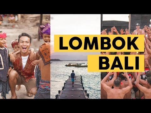 Bali & Lombok 2018