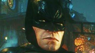 BIG HEAD MODE!! Batman Arkham Knight Gameplay Walkthrough (PS4/XB1 60fps 1080p)