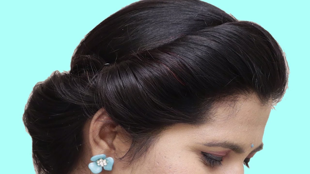 Hairstyles 2019: Last Minute Hairstyles For Party/wedding/function
