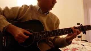 imidiwan ma tennam   tinariwen instr guitar cover   tabs in description