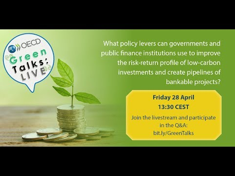 Green Talks LIVE I Green finance and investment