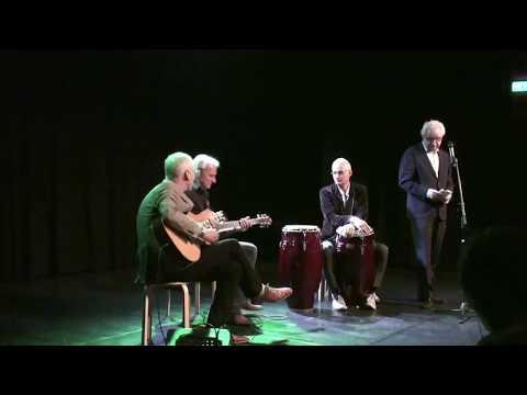 Rebellion- Gradisen,Van Rumpt,Van Velzen,Stavenuiter (bij afscheid directeur Karel Zwart)