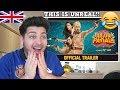 Arjun Patiala | Diljit, Kriti, Varun | Trailer REACTION!