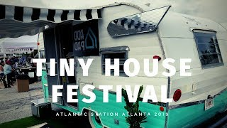 Tiny House Festival 2019 Atlantic Station Atlanta#tinyhouse#tinyhome#tinyliving