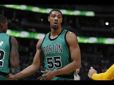 Jordan Mickey 2016-2017 NBA Season Highlights