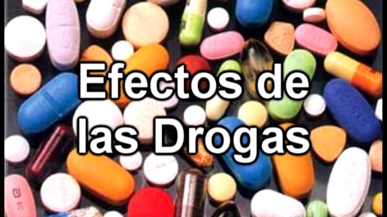 Efectos de las drogas en el cuerpo humano - YouTube