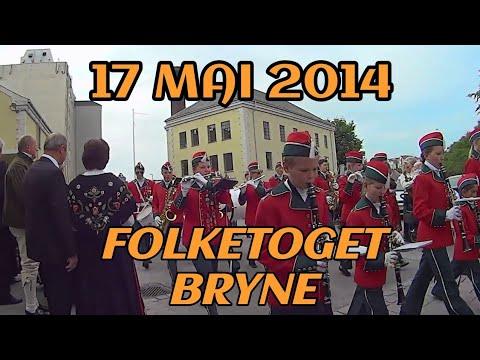 17 mai 2014 - Folketoget på Bryne