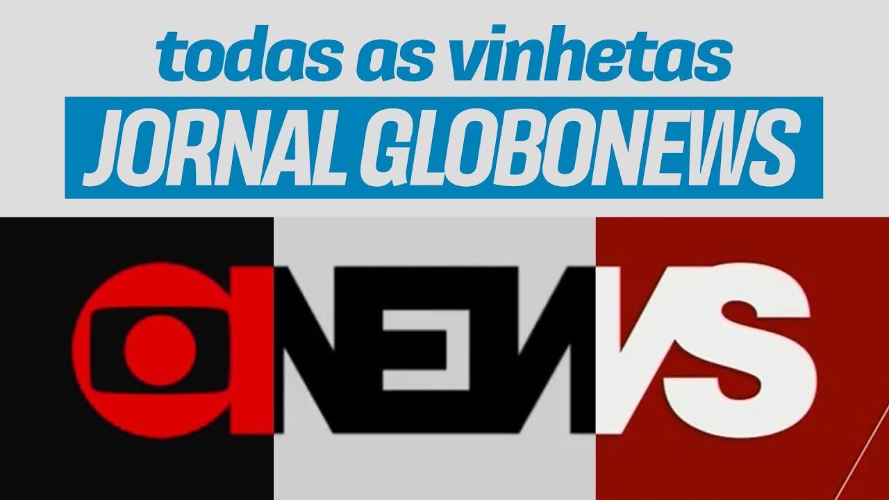 1080p Vinhetas Do Jornal Globonews 2017 Youtube
