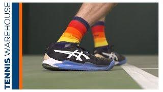 First Look: Asics Gel Resolution 8 Tennis Shoe (It's FINALLY here)!