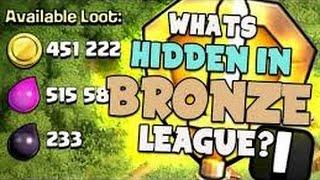 Secret Behind Bronze League | Clash Land | Clash Of Clans | 2017 March
