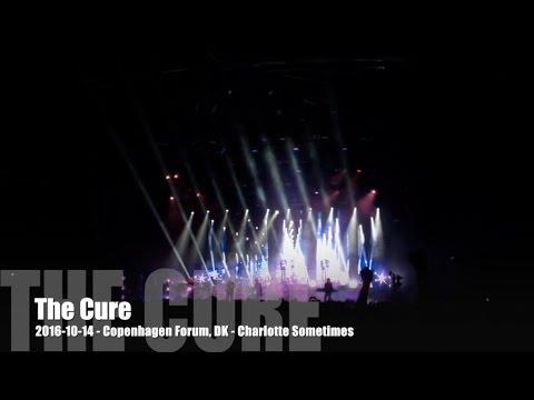 Cure - 2016-10-14 - Copenhagen Forum, DK - Charlotte Sometimes