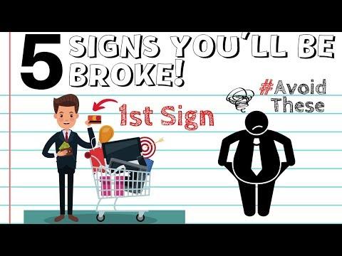 5 Habits keeping You Poor