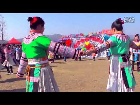 Ziyun Hmong Miao Festival 紫云把汉苗族花山节 2