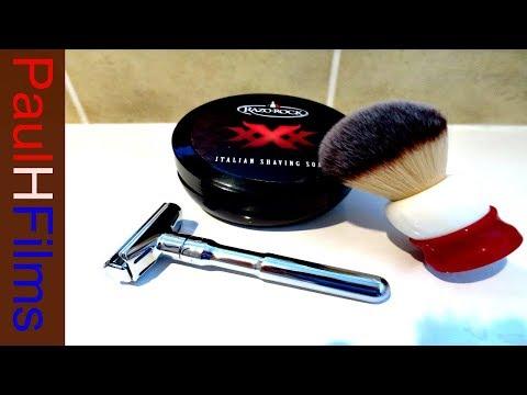 Merkur Futur -  Razorock XXX Shaving Soap