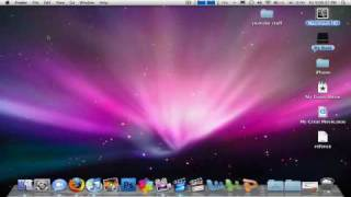 How To change The Mac Harddrive Icon By Happy Glitchers