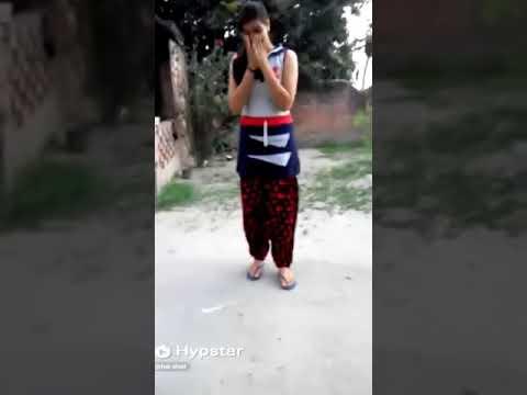 लड़की ने bhojpuri पर...