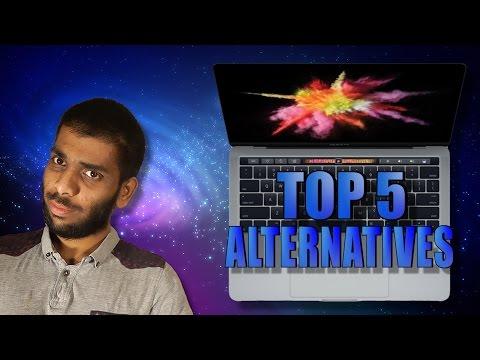 MacBook Pro 2016 - TOP 5 ALTERNATIVES!