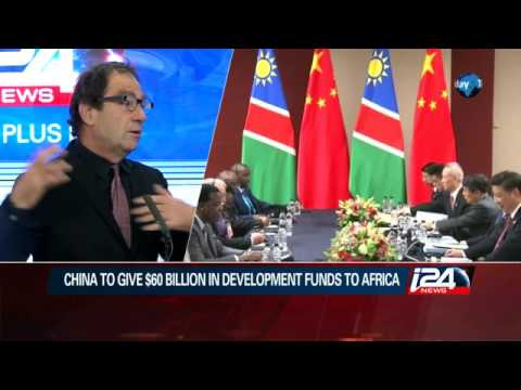 China to give $60 billion in development funds to Africa
