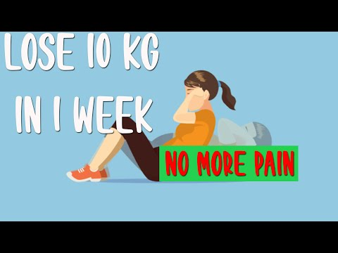 How To Lose Fat Fast – No More Pain