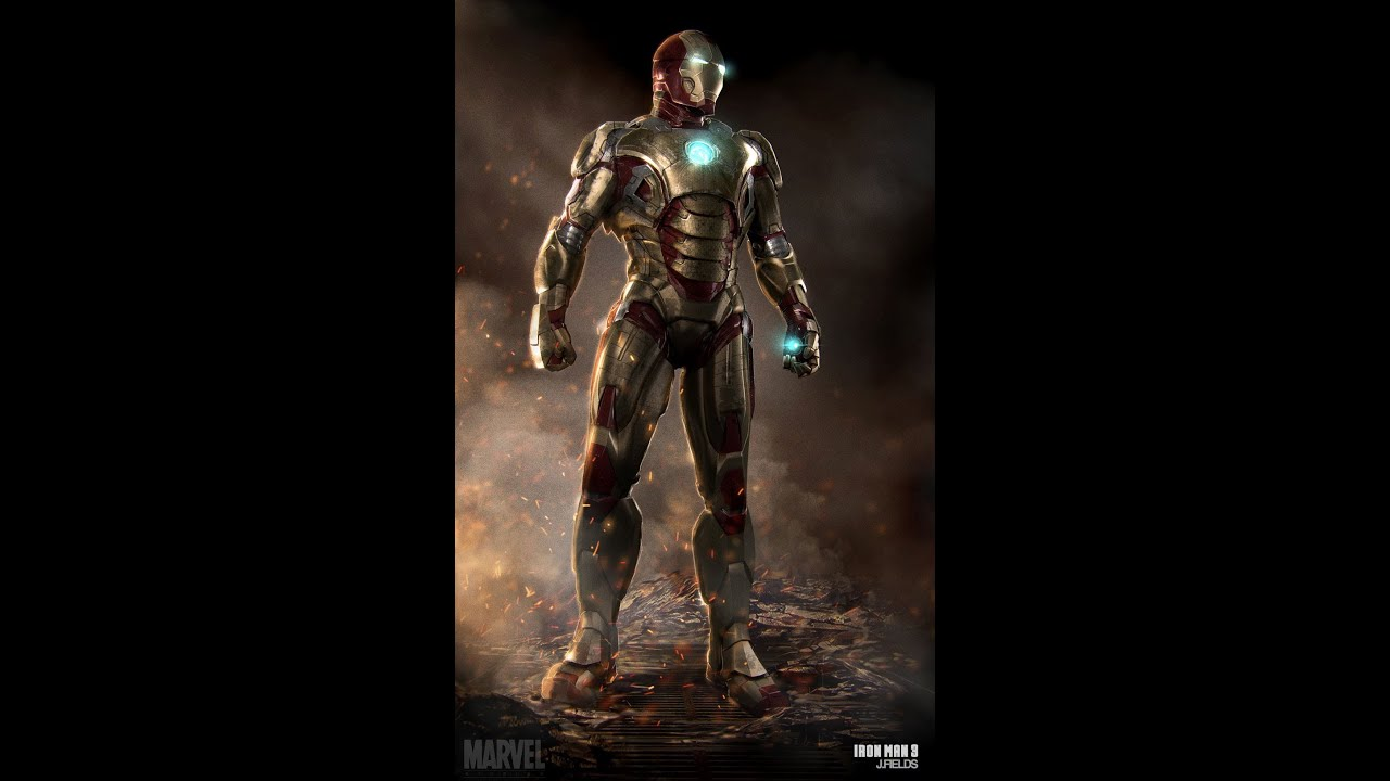 Iron man mark 1-42 ( no mark 8 and 9 ) *UPDATED VIDEO IN ...