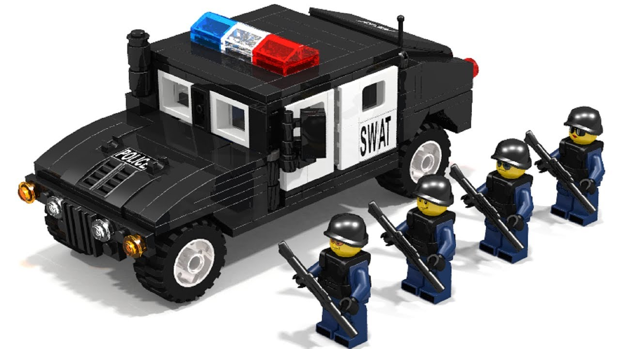 Lego Swat 2 Youtube
