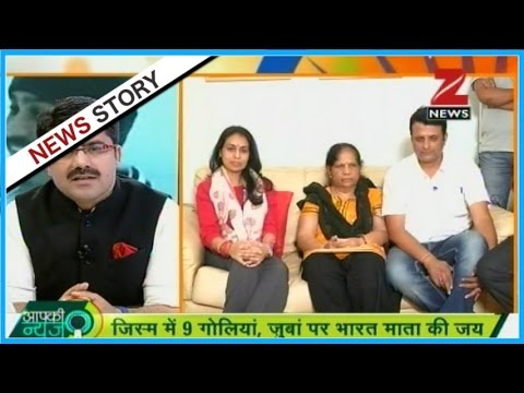 What do parents of cop Chetan Cheetah have to say on his return? - Report