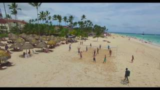 Punta Cana Secrets Resort - 4K DJI Phantom 3 Professional