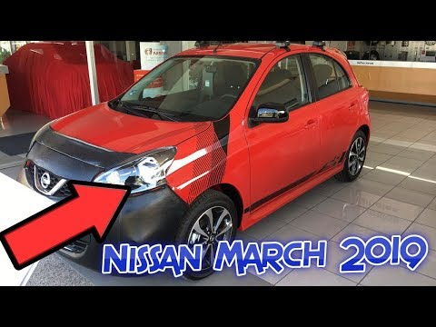 Nissan March 2019 $179,900