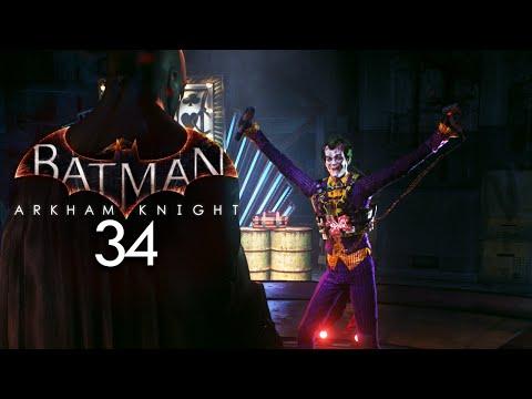 BATMAN: ARKHAM KNIGHT [034] - Karaoke Joker singt Dir ein Lied ★ Let's Play Arkham Knight