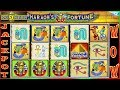 WOWWW JACKPOT OUR BEST RUN ON PHARAOHS FORTUNE mp3
